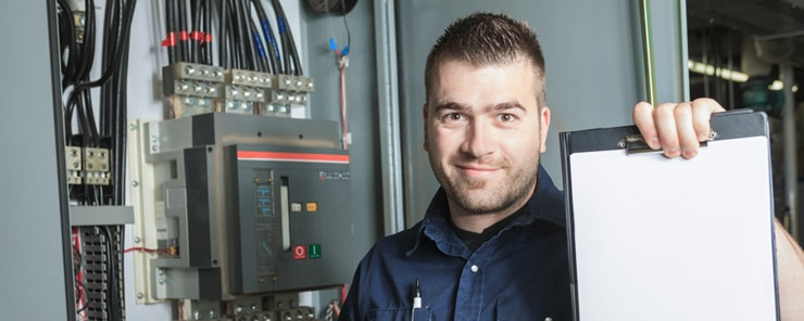 electrician checklist for property managers