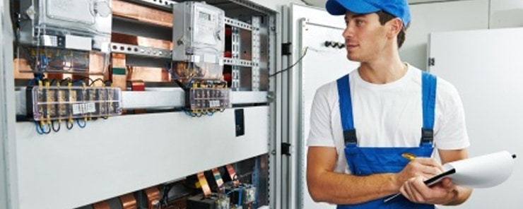 Commercial Property Electrical Inspection