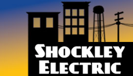Call Shockley Electric for your 2018 annual electrical inspection.