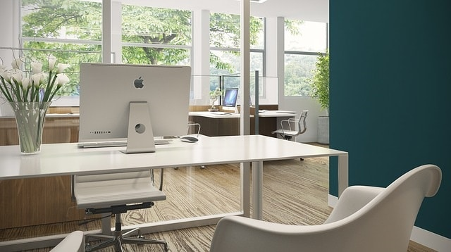 The perfect commercial office space lighting