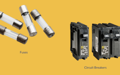 What's the Difference Between a Fuse VS a Circuit Breaker?